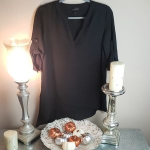 Limited black blouse size small